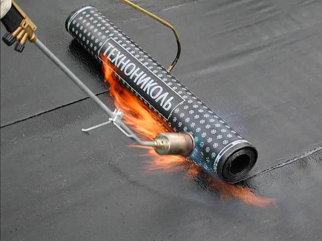 Чем гидроизоляция стяжка